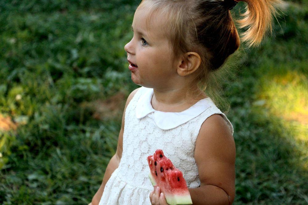 Kinderen gezond leren eten