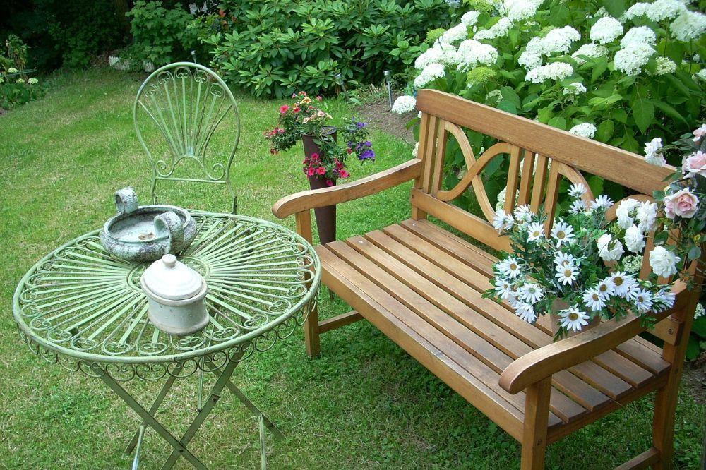 Tips om een mooi tuintje snel en makkelijk te onderhouden